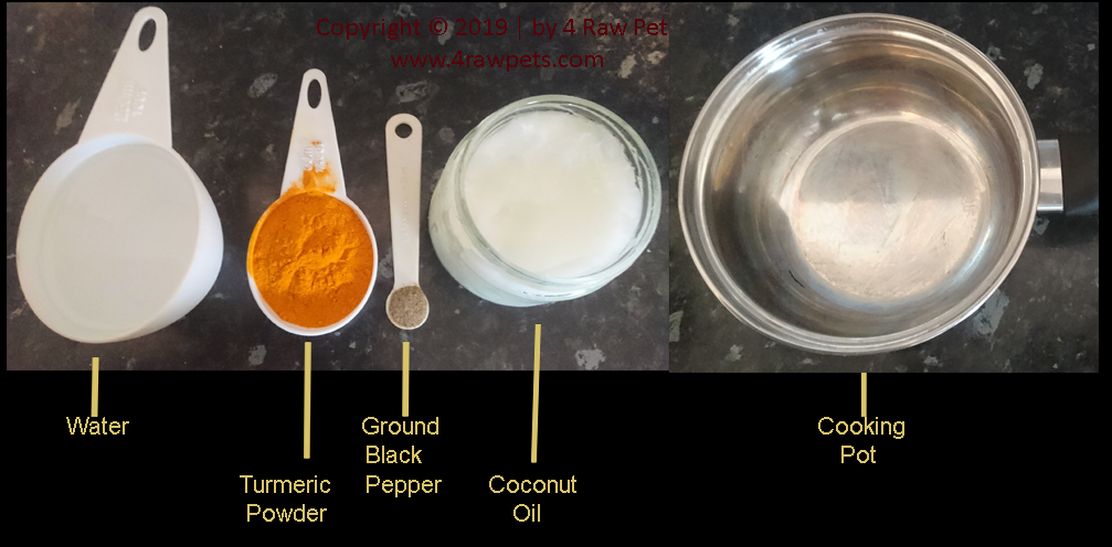 Turmeric What is Needed